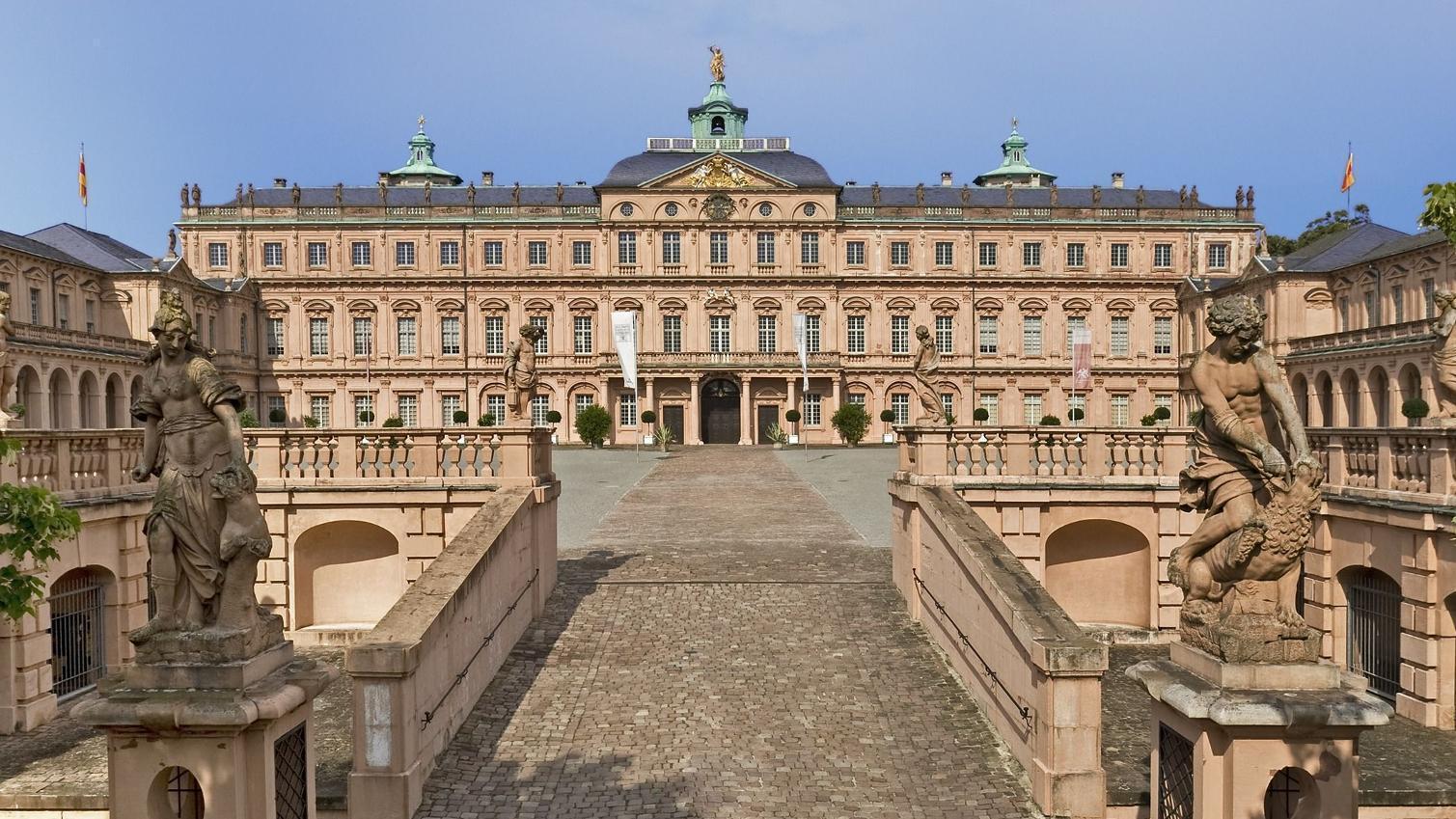 Residenzschloss Rastatt; Foto: Staatliche Schlösser und Gärten Baden-Württemberg, Christoph Hermann