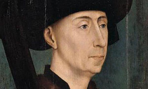 Herzog Philipp der Gute, Rogier van der Weyden, um 1450, Kopie