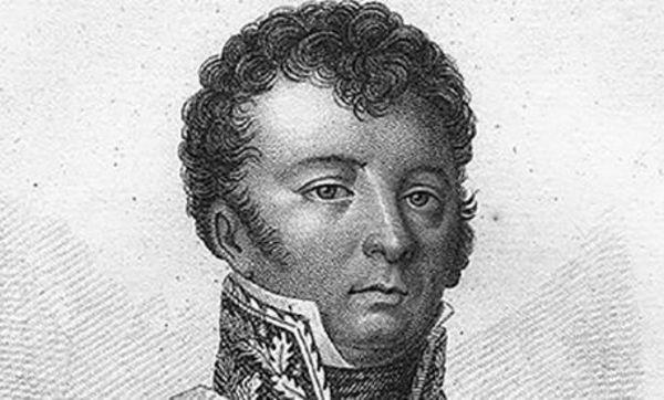 General Dominique Joseph Vandamme