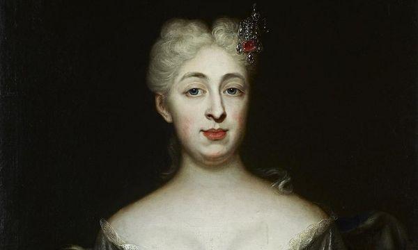 Bildnis Prinzessin Augusta Maria Johanna von Orléans