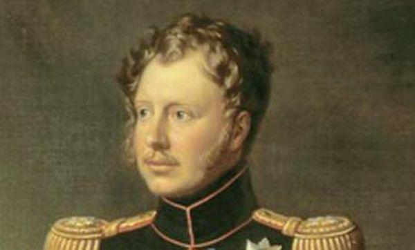 Porträt von König Wilhelm I. von Württemberg, Joseph Karl Stieler, 1822